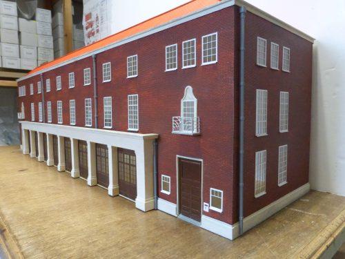 Norwich fire station